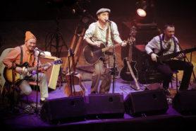 Концерт Чайф в Москве