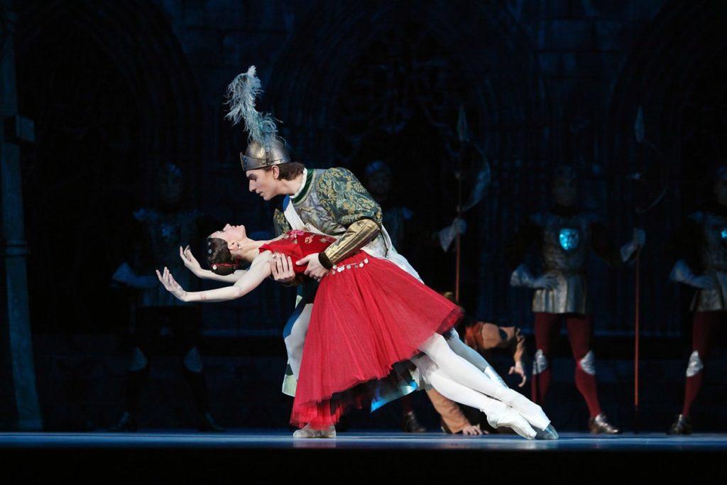 Балет «Эсмеральда» в Кремле