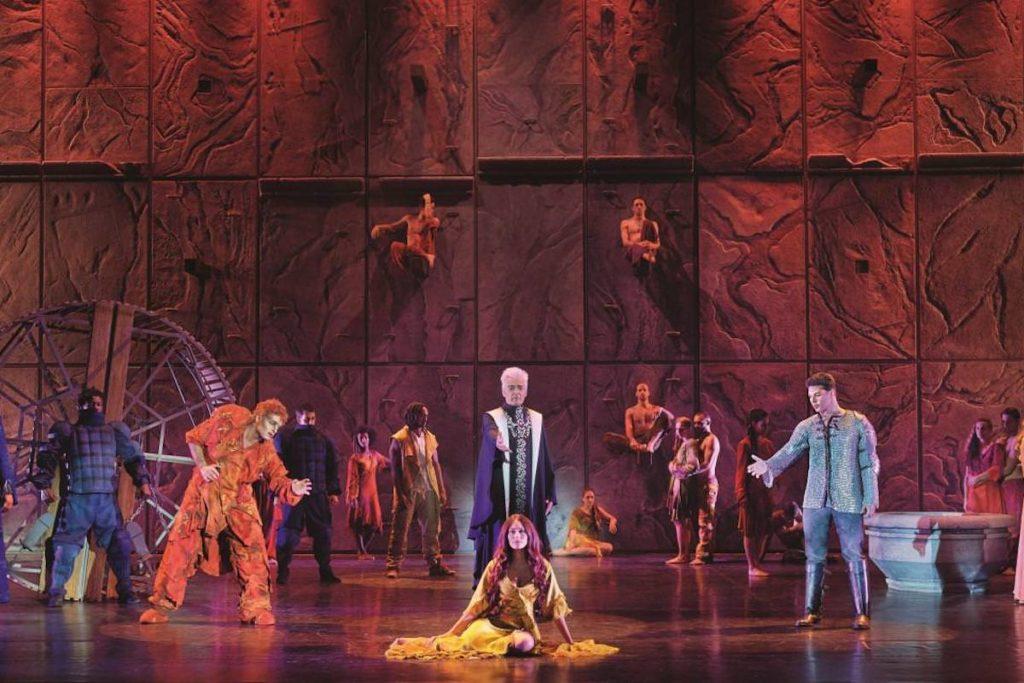 Мюзикл Notre Dame De Paris на французском языке