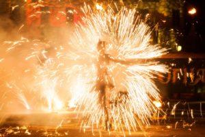 Вселенский карнавал огня