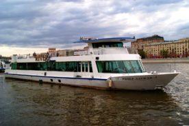 Теплоход River Lounge