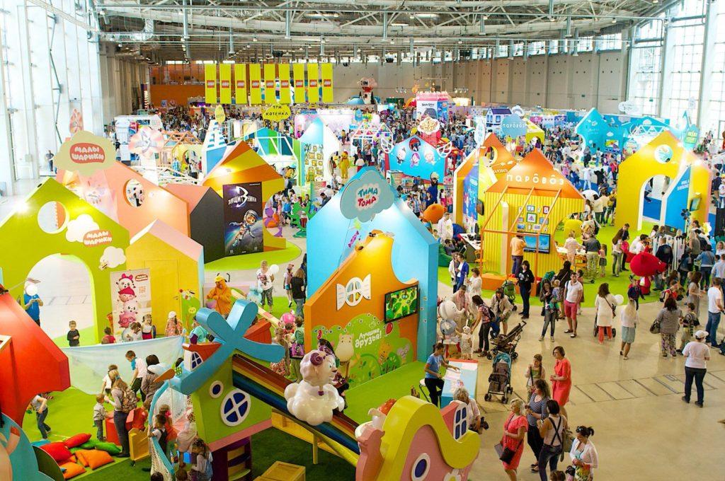 Детский фестиваль Мультимир 2018