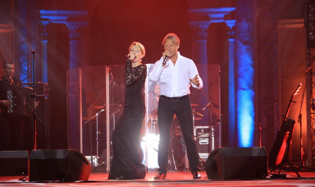Концерт «Я тебя люблю. Ангелина Сергеева и Дмитрий Харатьян»