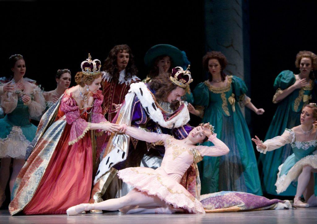 Балет «Спящая красавица» в Кремле