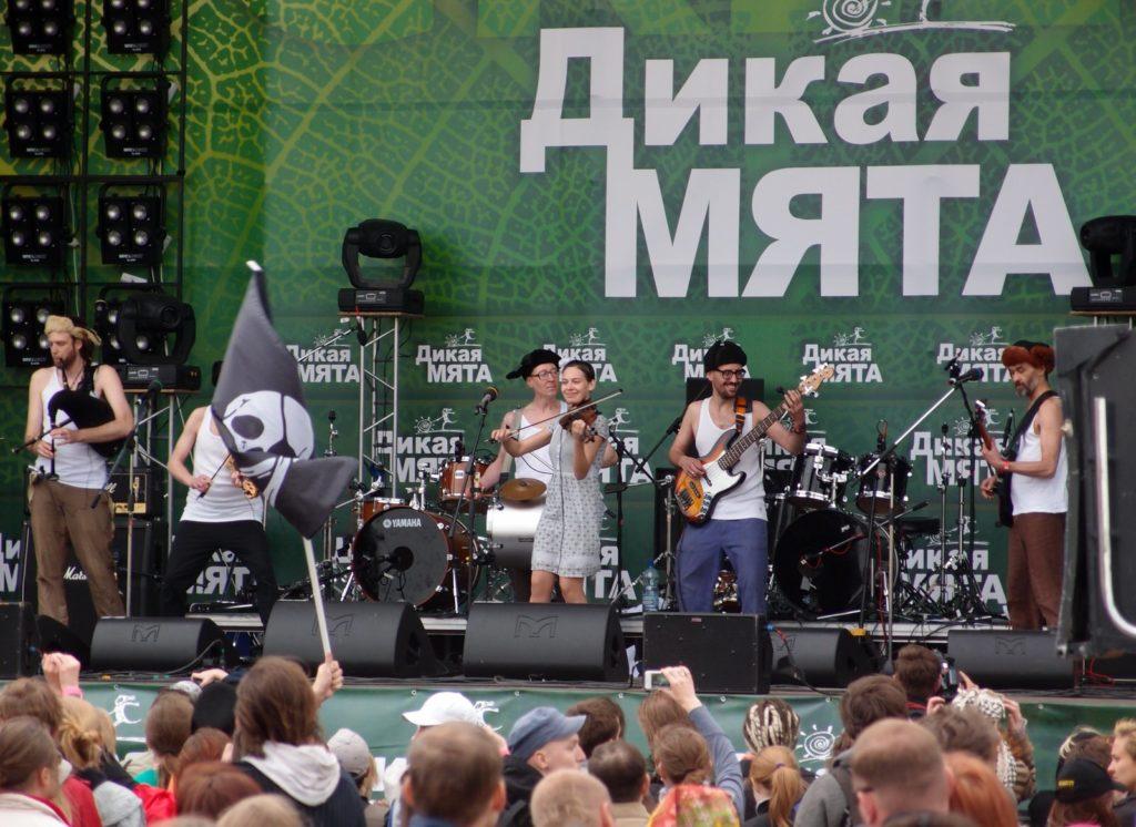 Музыкальный фестиваль Дикая мята 2018
