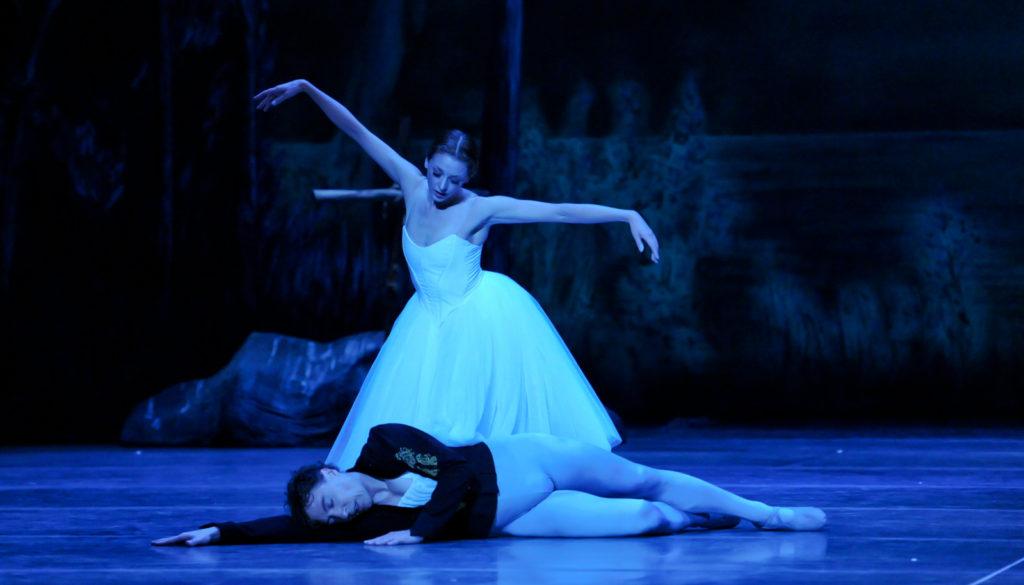 Знаменитый балет «Жизель» в Кремлевском дворце