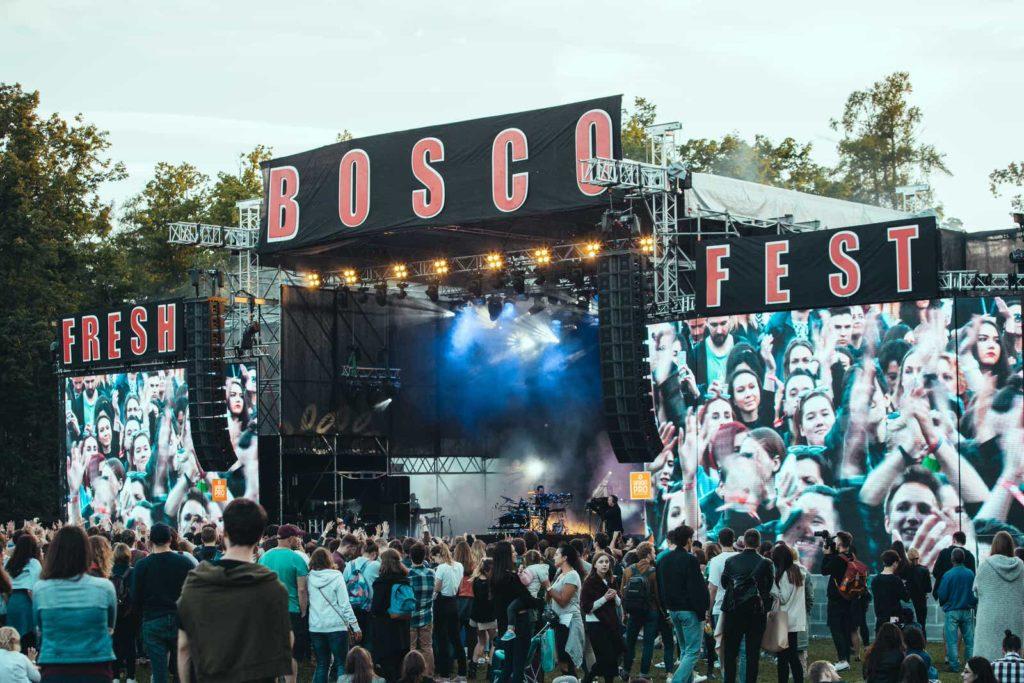 Музыкальный фестиваль Bosco Fresh Fest 2018