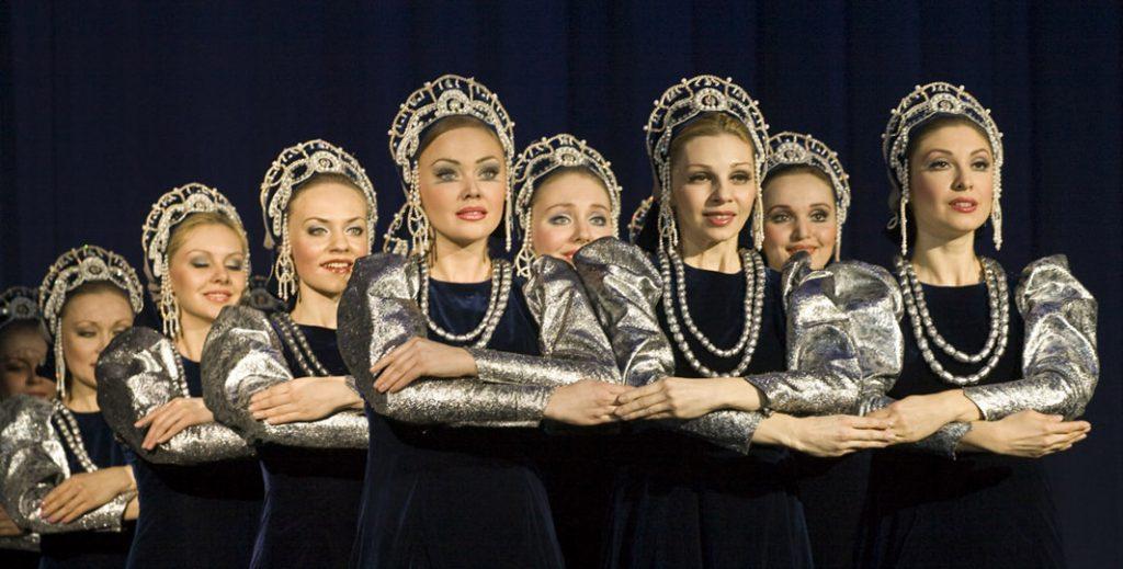 Билеты на ансамбль Березка
