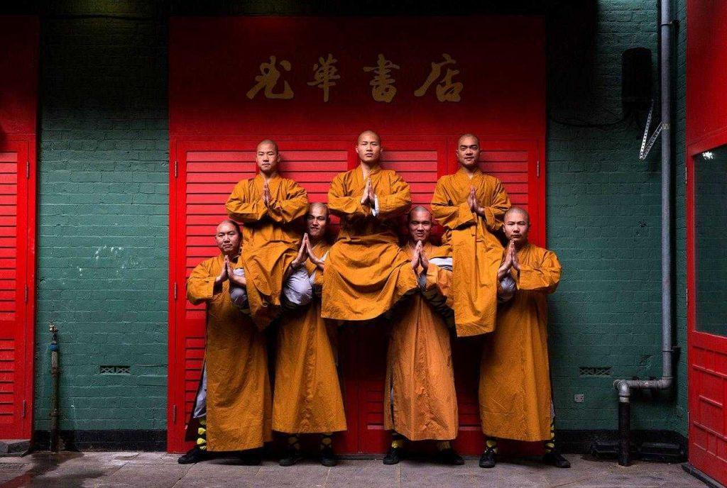 Билеты на шоу Монахов Шаолинь