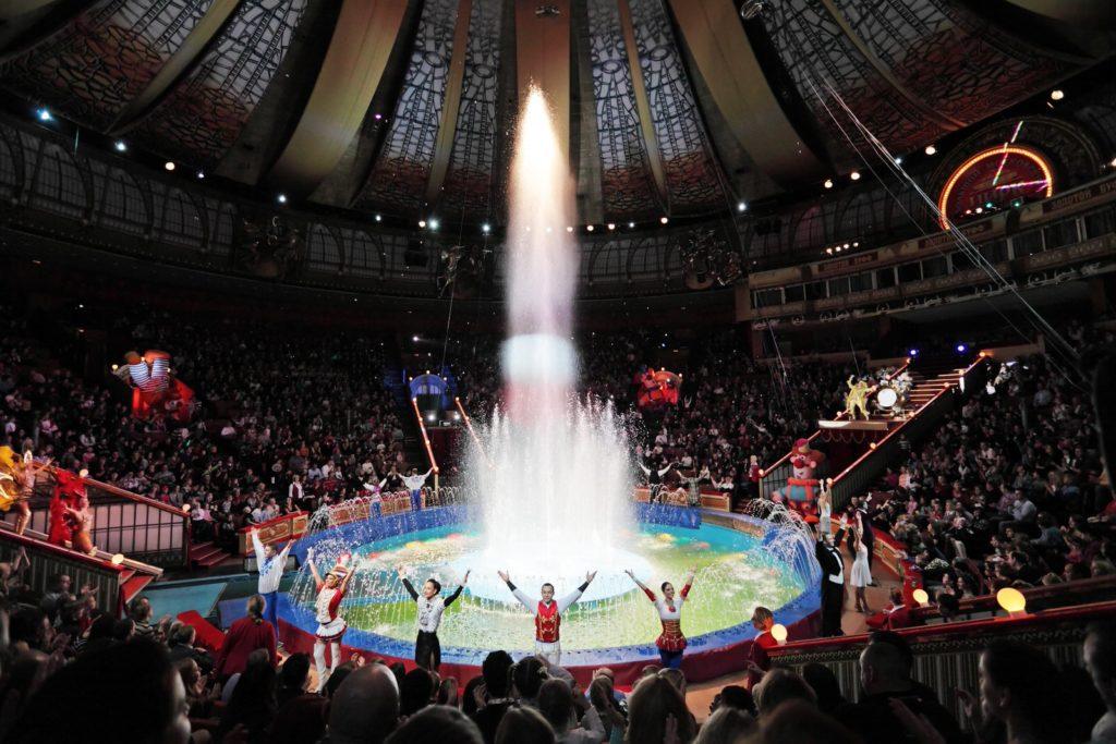 Цирковое шоу Эпицентр мира в цирке на вернадском