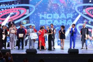 Конкурс Новая Волна 2018