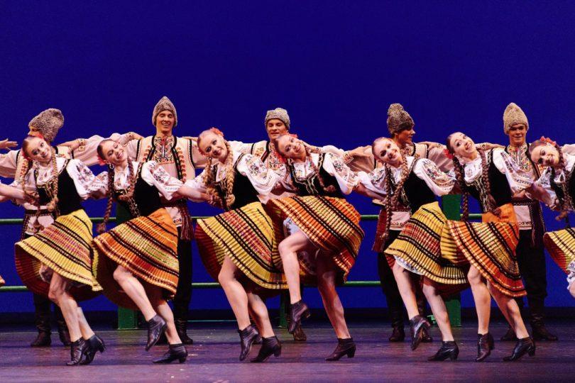 Билеты на балет Игоря Моисеева