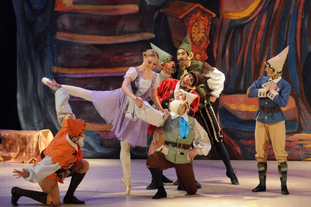Балет Белоснежка и семь гномов - театр «Корона русского балета»