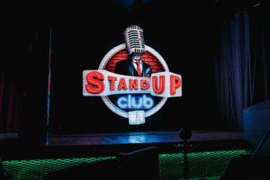 Big English Stand-Up
