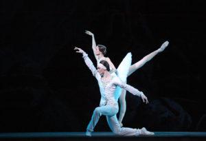 Балет «Баядерка» в Большом театре