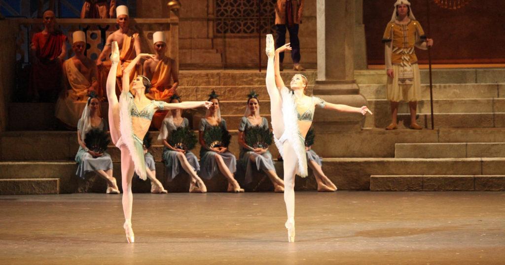 Легендарный балет «Баядерка» в Большом театре