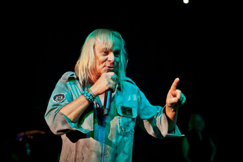 Концерт Uriah Heep