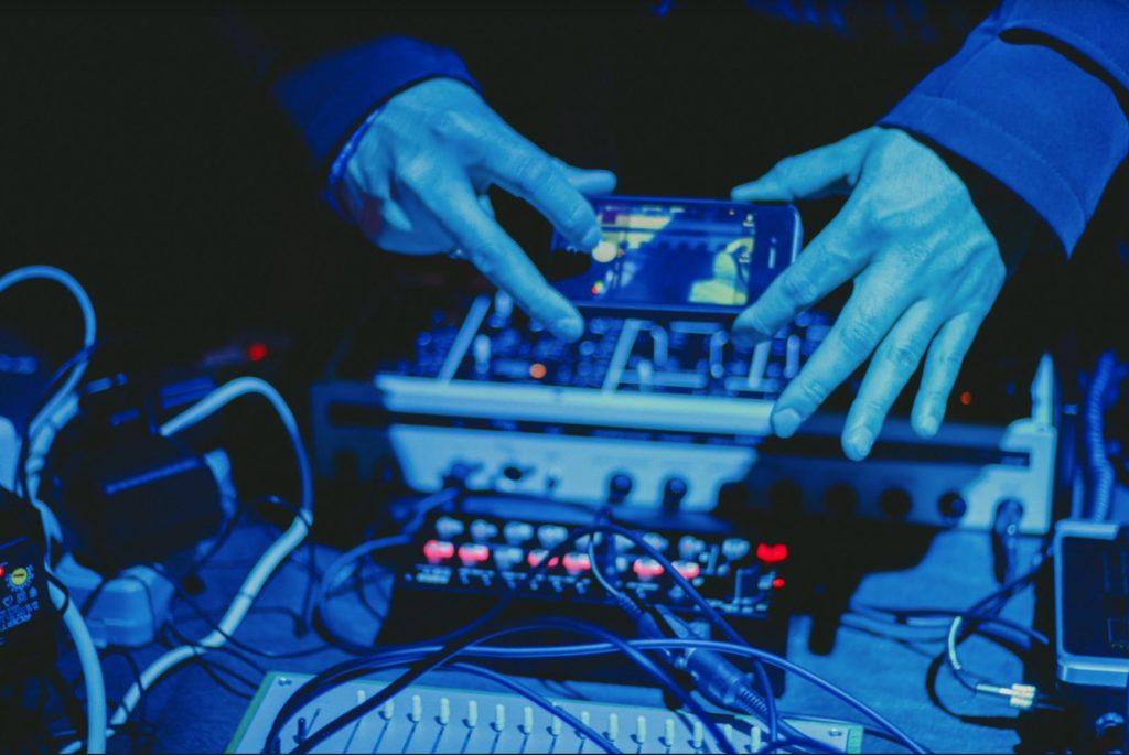 Фестиваль музыки и технологий Synthposium 5
