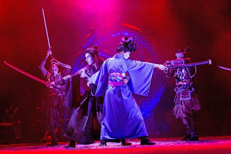 Спектакль «Японская сказка. Меч самурая»