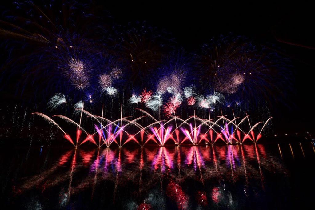 Фестиваль фейерверков «Ростех»