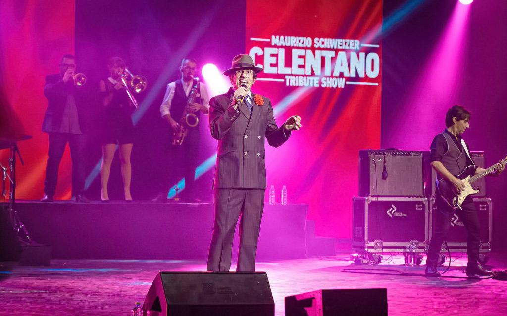 Шоу Celentano Tribute Show