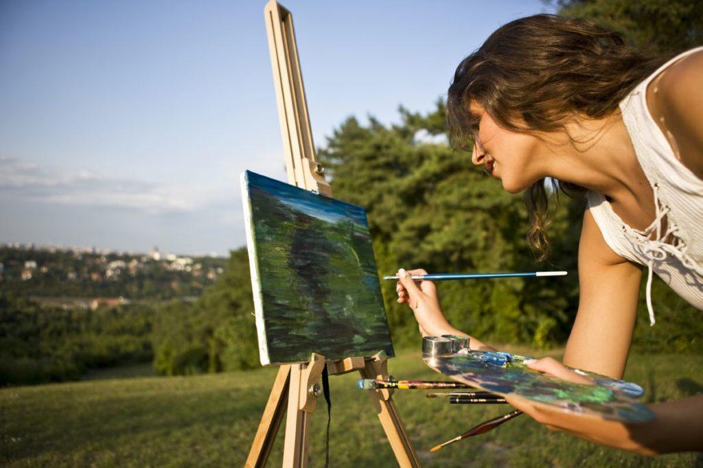 Пленэр для художников