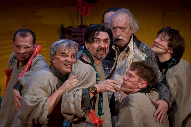 Спектакль «Дон Кихот»