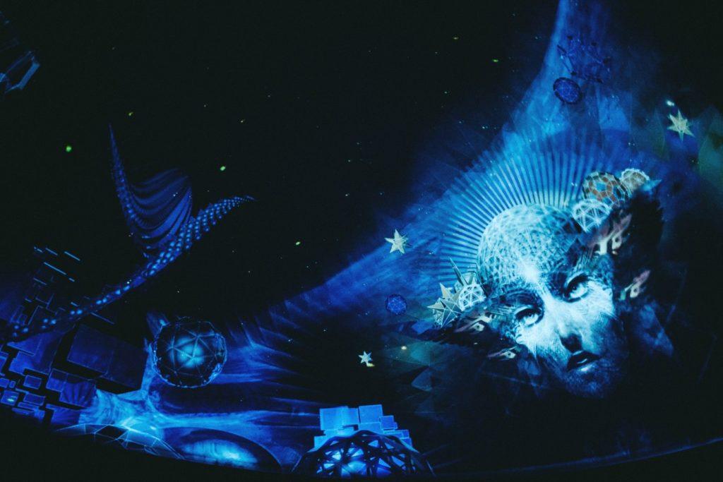 Иммерсивная выставка Samskaraвцентре дизайна Artplay