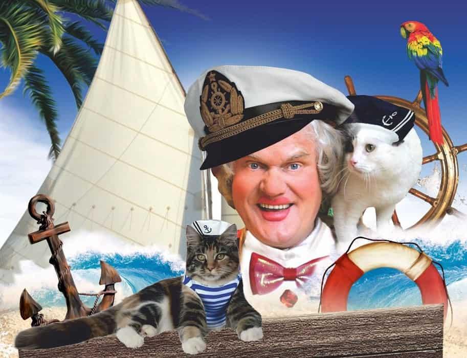 Билеты на шоу «Коты-Мореходы»