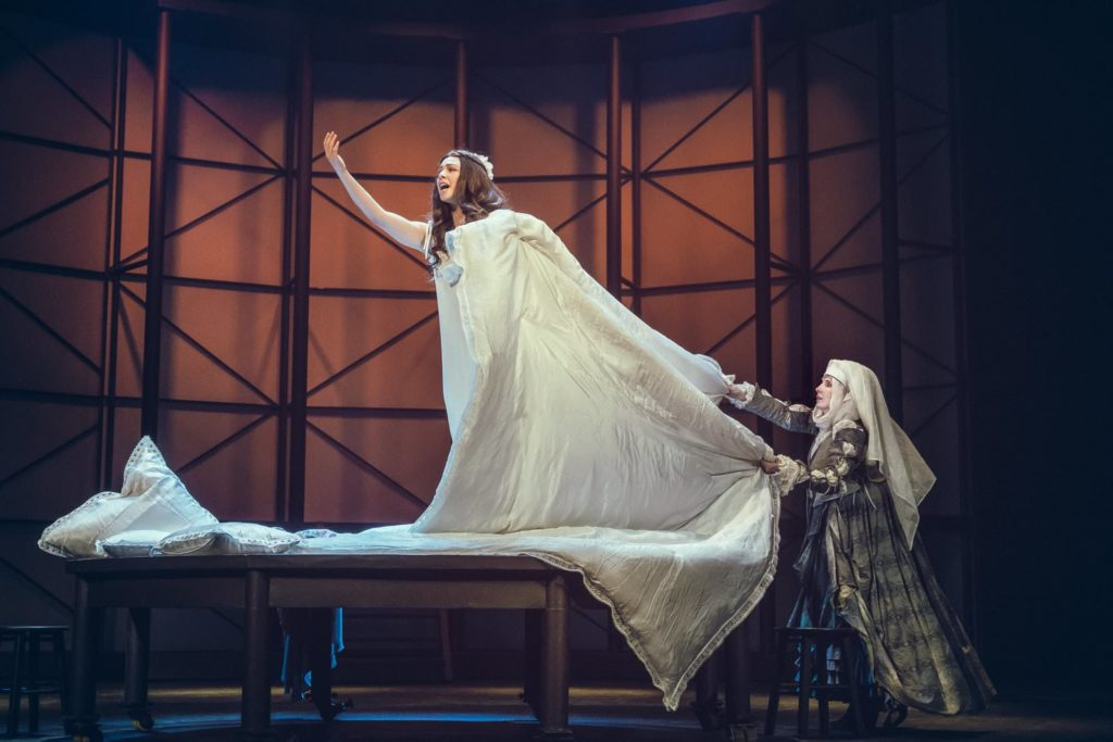 Спектакль «Влюбленный Шекспир» в Москве