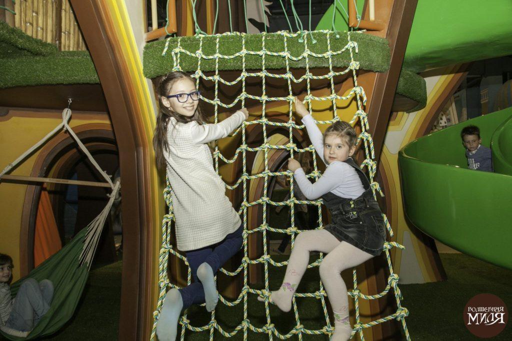 Парк развлечений «Волшебная миля»