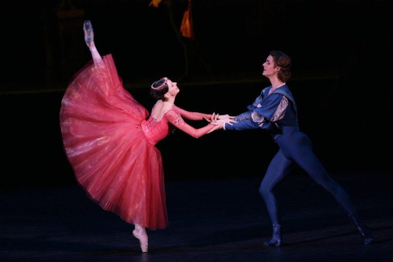Балет «Ромео и Джульетта» в Большом театре