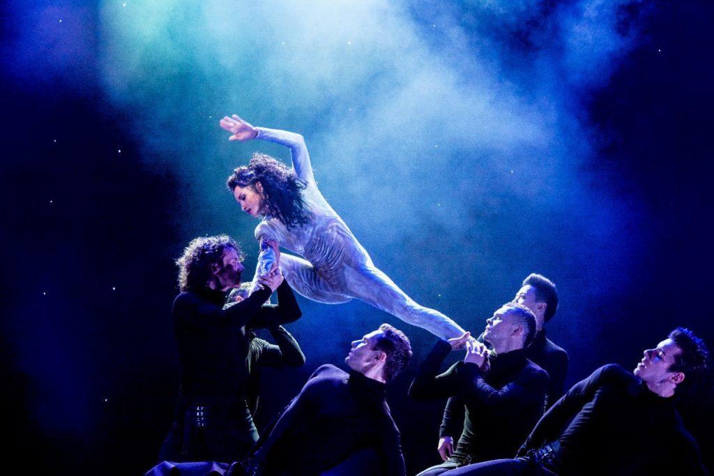 Премьера балета Аллы Духовой Тодес. МЫ