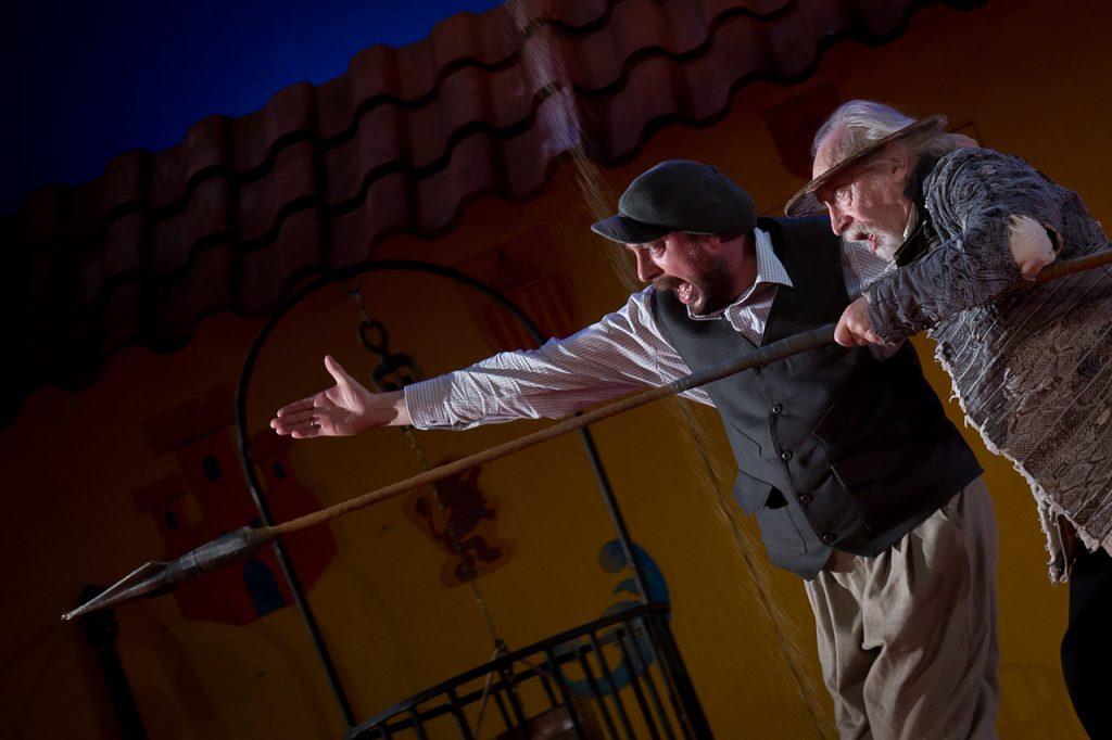 Билеты на спектакль «Дон Кихот»