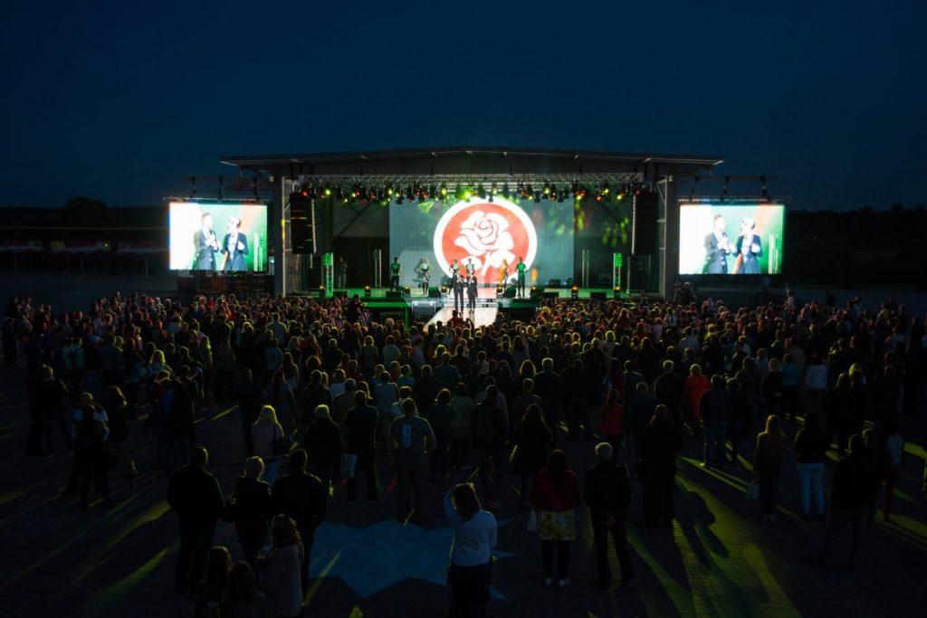 Музыкальный фестиваль Среднерусская возвышенность