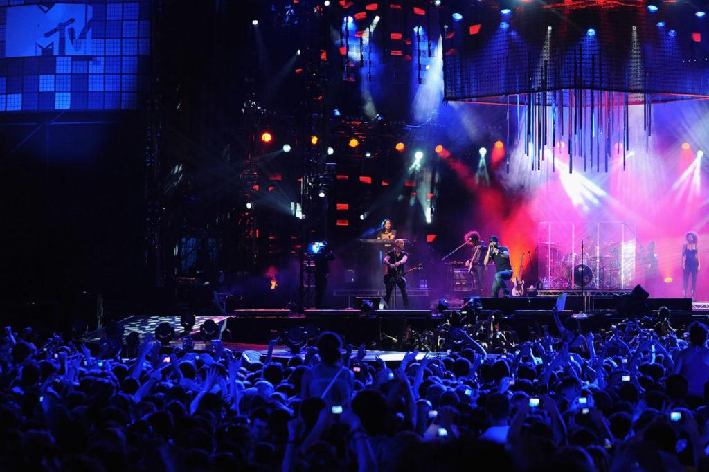Музыкальное шоу MTV 20 лет - юбилейный концерт