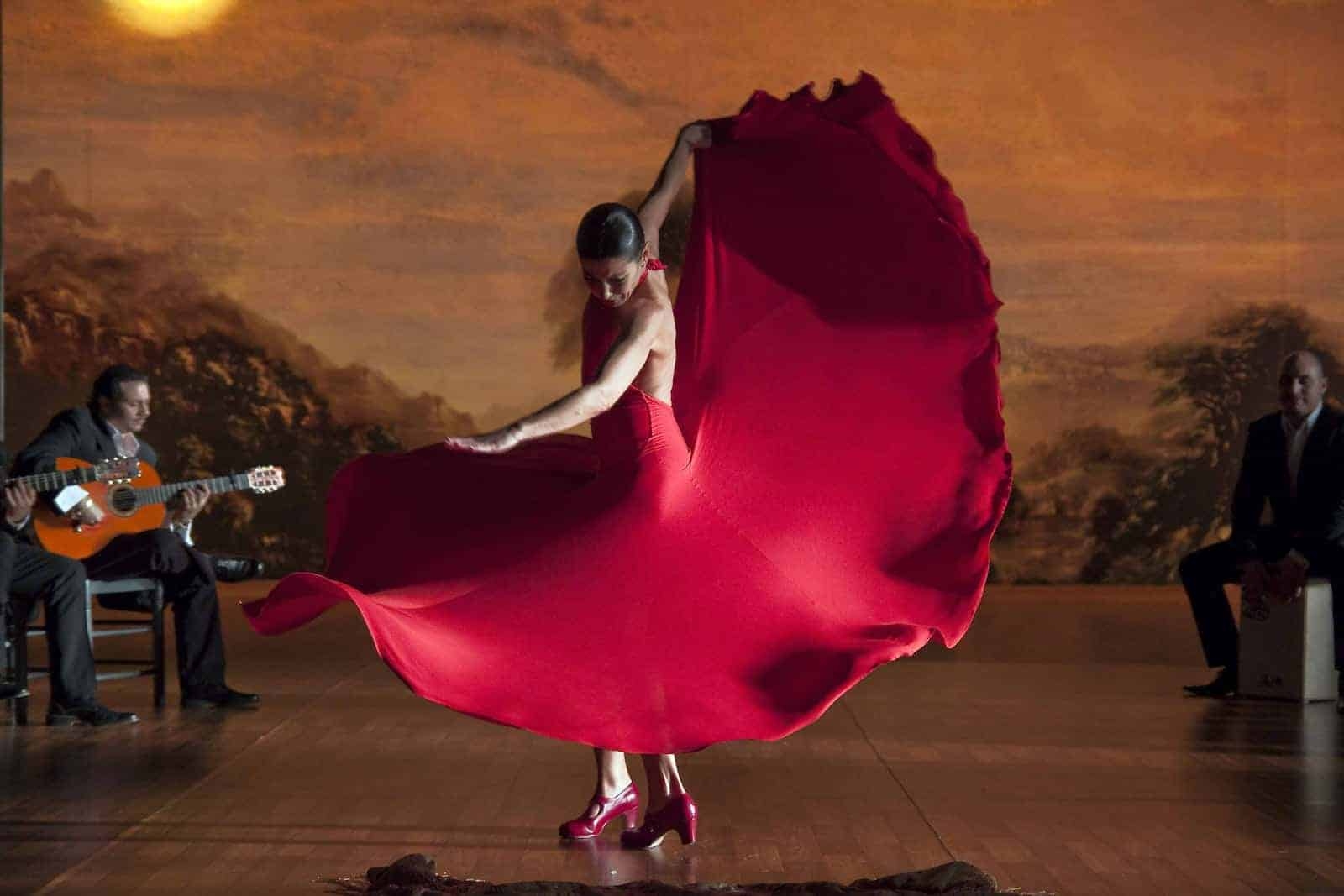 Концерт «Звёзды Испанского фламенко. Мария Морено» в Москве