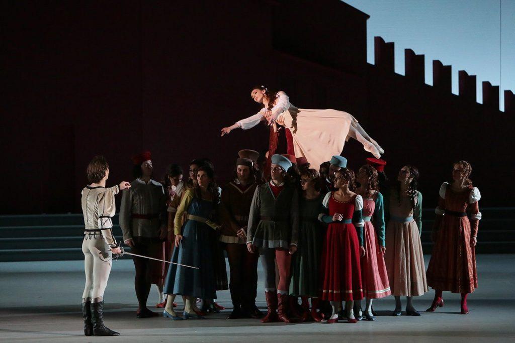 Легендарный балет «Ромео и Джульетта» в Большом театре