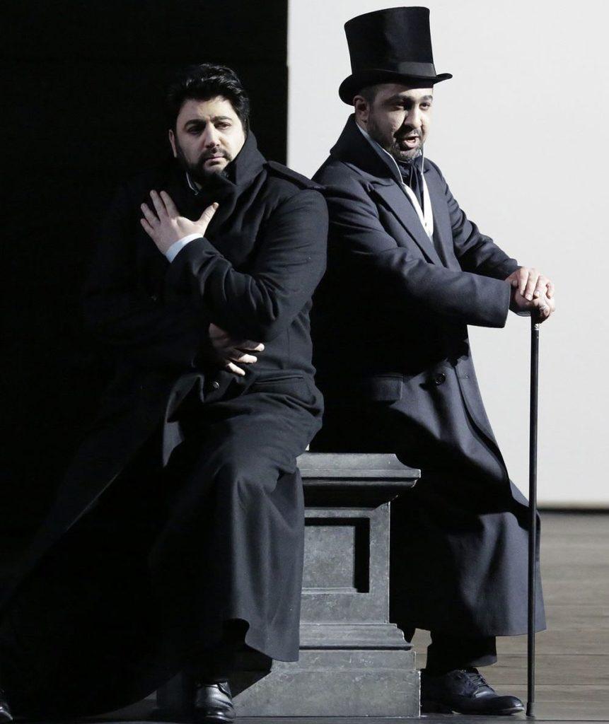 Опера «Пиковая дама» в Большом театре