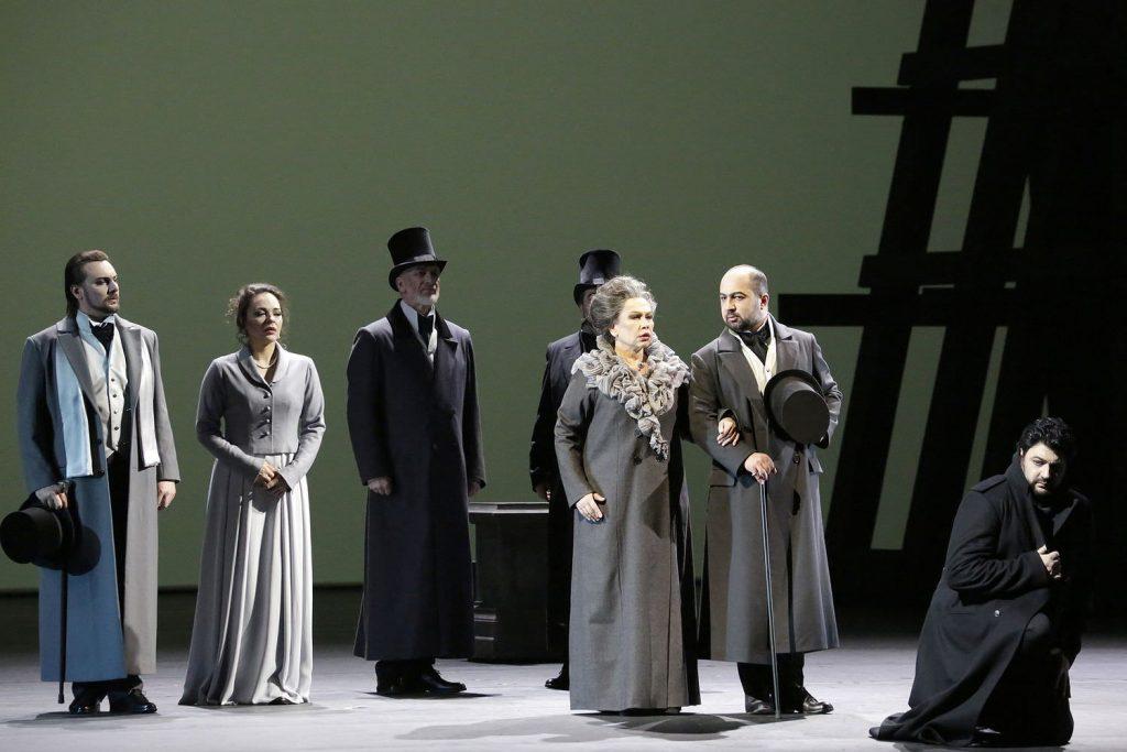 Билеты на оперу «Пиковая дама»