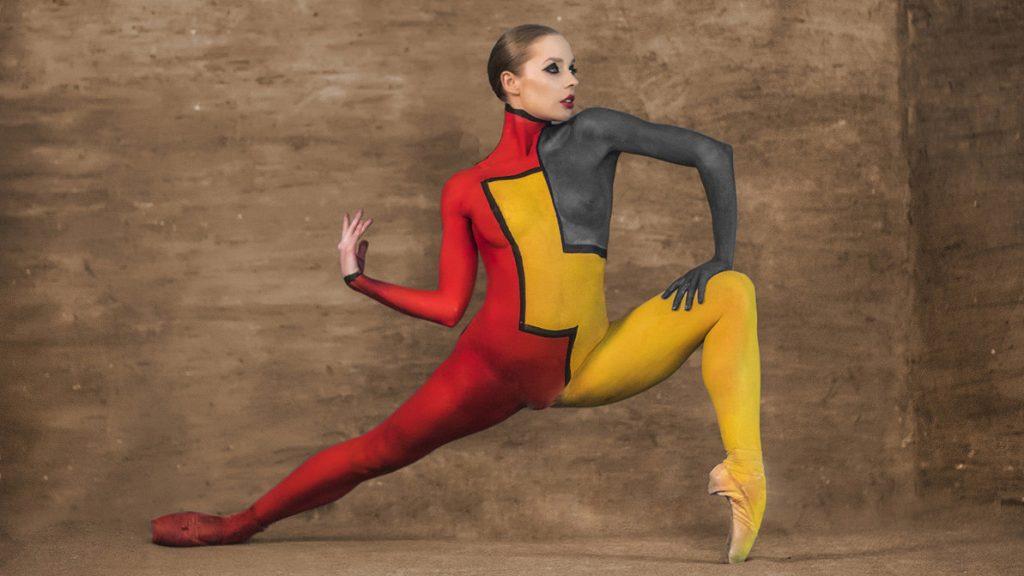 Билеты на балет «Транскрипция цвета»