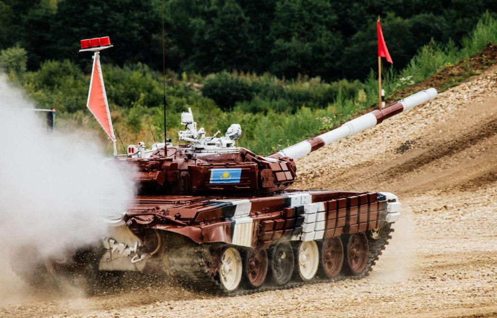 Танковый Биатлон 2018
