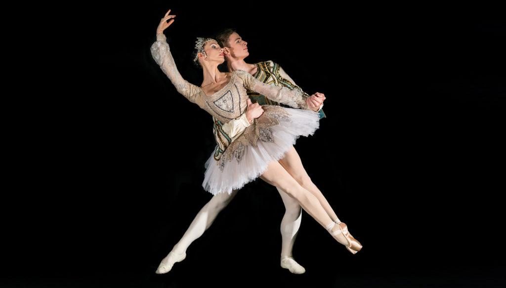 Балет Раймонда в Большом театре