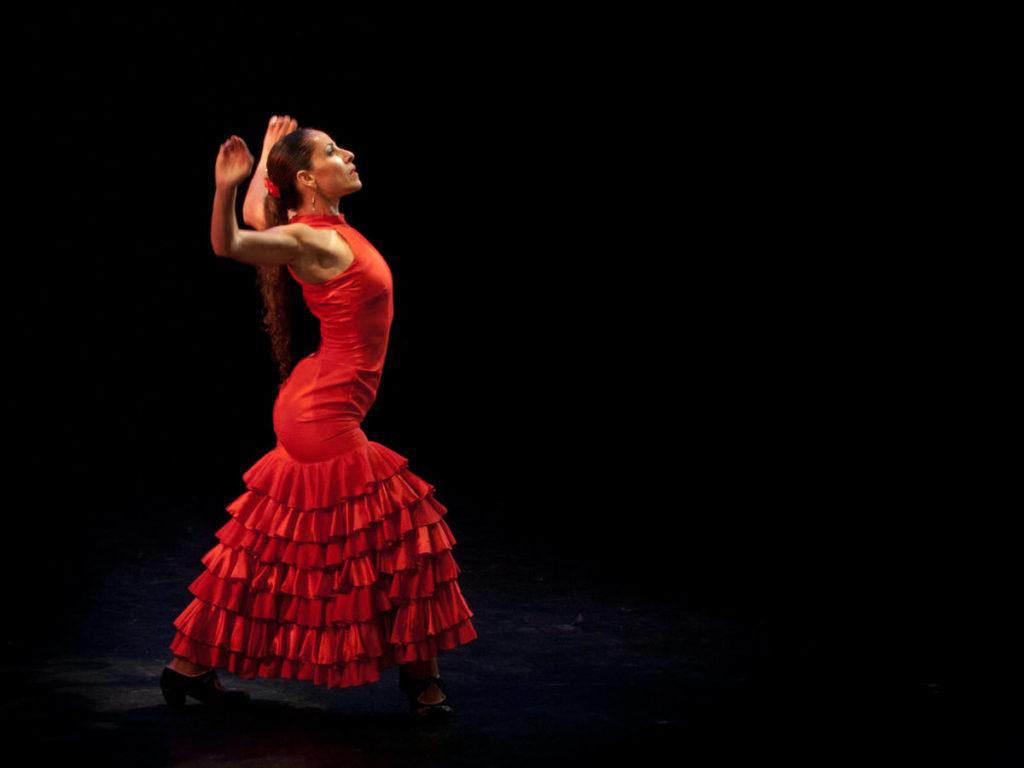 Звезды испанского фламенко. Альфонсо Лоса