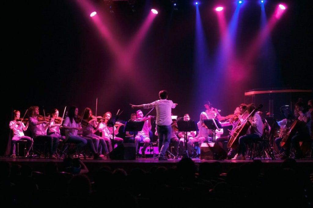 Концерт «Симфонические рок-хиты»