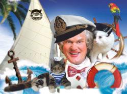 Шоу «Коты-Мореходы»