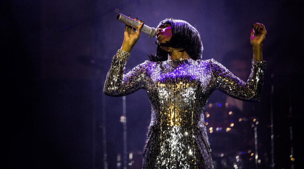 Шоу Whitney - Queen of the night