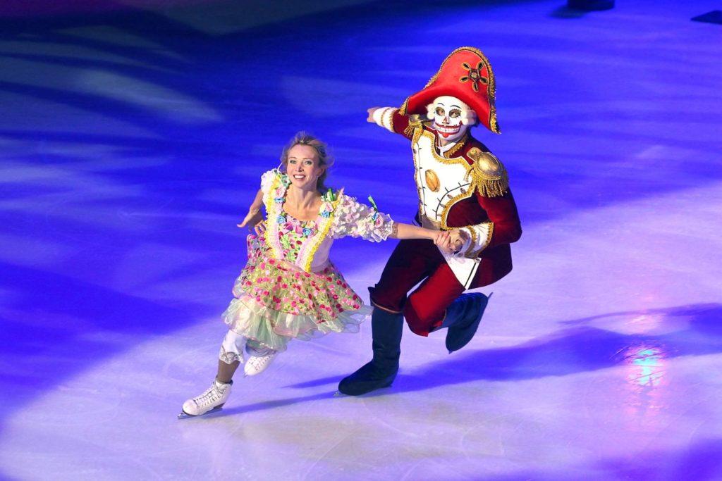 Ледовое шоу «Щелкунчик и мышиный король»