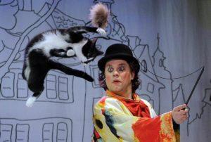 Спектакль «Кошки в городе»