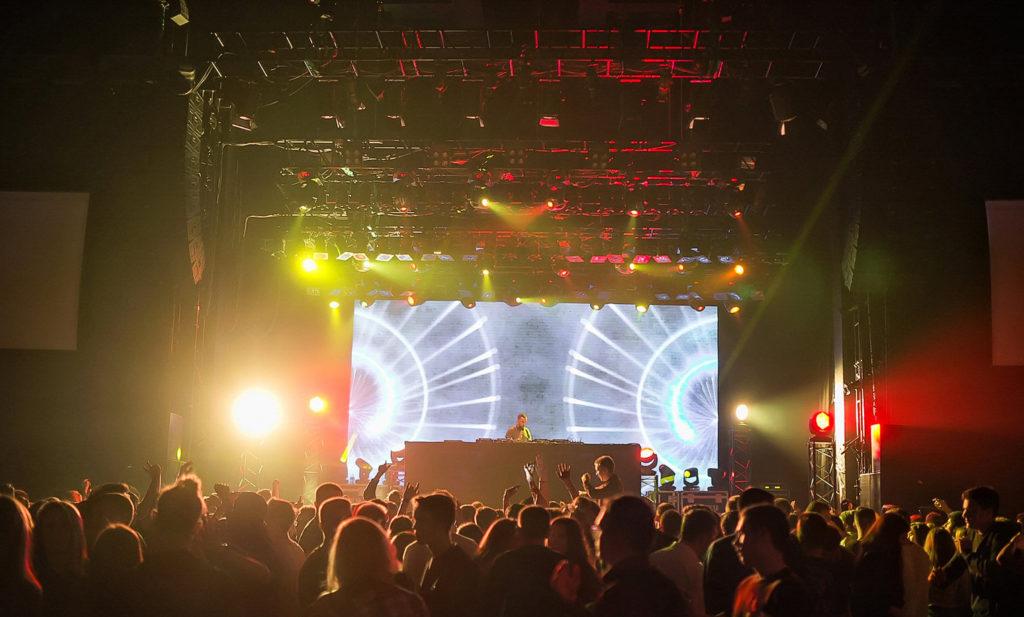 Концерт «Global Student Party. Посвящение в студенты-2018»